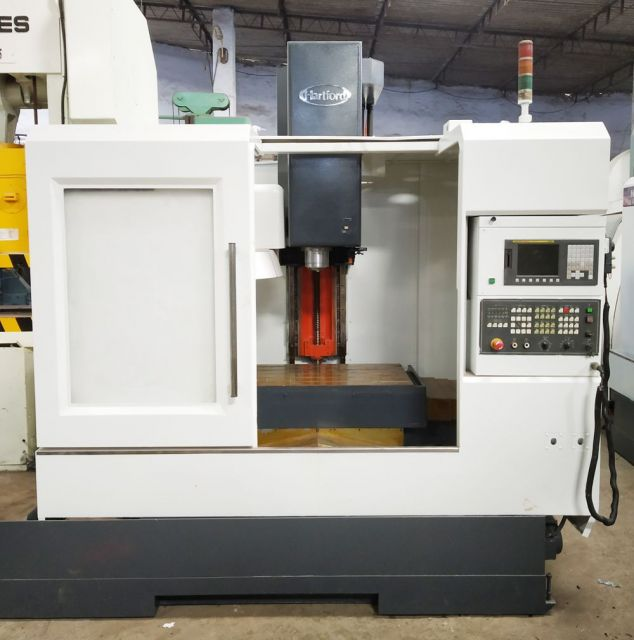CNC Vertical Machining Center 0905 HARTFORD TAIWAN MVP-8 2011