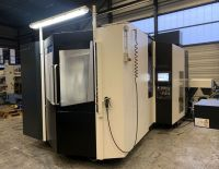 CNC Horizontal Machining Center DMG MORI DMC 80H (KGT)