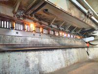 Hydraulic Guillotine Shear STROJARNE PIESOK CNTA 3150/16A 1987-Photo 7