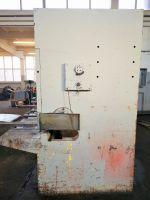 Hydraulic Guillotine Shear STROJARNE PIESOK CNTA 3150/16A 1987-Photo 10