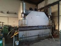 Hydraulic Press Brake WEINBRENNER AP 160