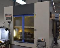 CNC Vertical Machining Center CHIRON FZ 18 W