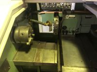 CNC Lathe WEILER PRAKTIKUS CNC 1984-Photo 3
