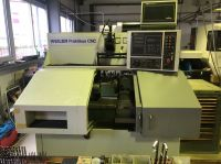 CNC τόρνο WEILER PRAKTIKUS CNC