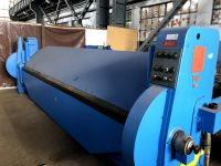 Folding Machines for sheet metal Helmut Lotze DZ50