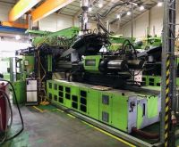 Plastics Injection Molding Machine ENGEL 7050/2550W/1300