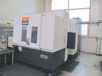 CNC Horizontal Machining Center MAZAK HCN 5000 II - 4 Achsen