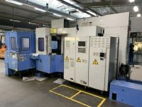 CNC Horizontal Machining Center MAZAK FH 480 (6 PC)