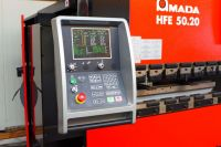 CNC Hydraulic Press Brake AMADA HFE 50.20