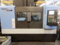 Centro de mecanizado vertical CNC DOOSAN MYNX 6500/50