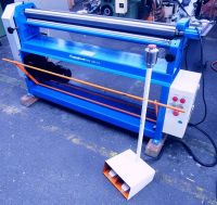 3 Roll Plate Bending Machine METALLKRAFT RBM  1300 - 15 E