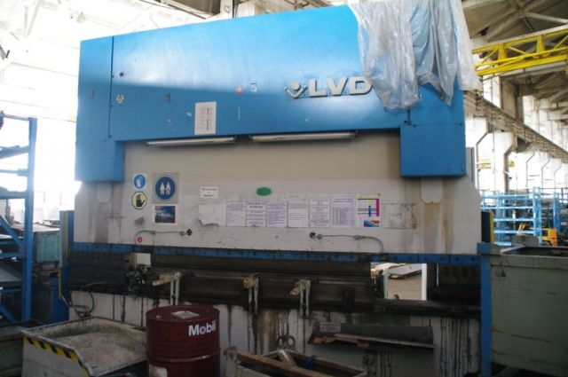 Гидравлический листогибочный пресс с ЧПУ (CNC) LVD Company LVD PPCB250/40 MNC 85000 1993