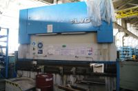 CNC Hydraulic Press Brake LVD Company LVD PPCB250/40 MNC 85000