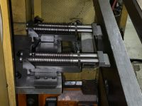 CNC Hydraulic Press Brake BEYELER RTS 40 / 1000 1987-Photo 4