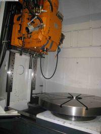 Zahnradstoßmaschine LIEBHERR WSC 1200 2007-Bild 3