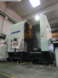 Gear Shaping Machine LIEBHERR WSC 1200