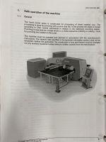 Turret Punch Press FINN POWER Model C5 2009-Photo 8