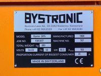 2D laser BYSTRONIC BYSTAR 3015 1998-Bilde 4