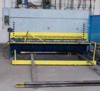 Cizalla guillotina hidráulica PIESOK CNTA 3150/16