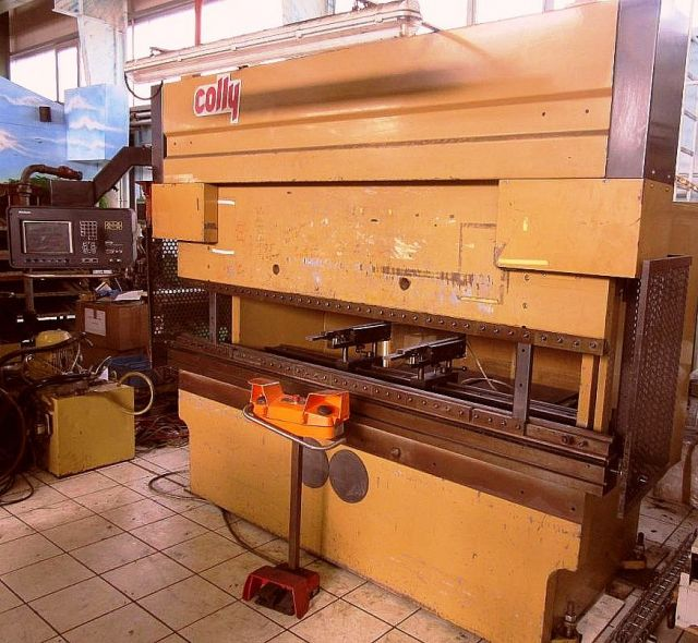 CNC Hydraulic Press Brake COLLY PS / P. 63.25 1990