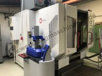 Mașină de frezat CNC HERMLE C400