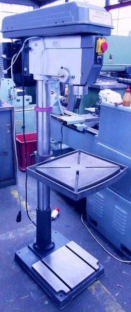 Säulenbohrmaschine OPTIMUM B  33  Pro  Varia 2006