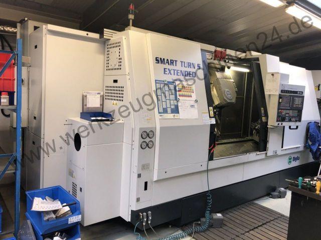 CNC-Drehmaschine BIGLIA Smart Turn S Extended 2014