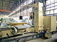 Horizontal Boring Machine UNION BFT 90/3-1