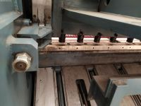 NC Hydraulic Guillotine Shear DURMA VS 3010 2011-Photo 4