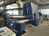 3 roll plate bøying maskin FACCIN HAV 2562