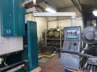 CNC Hydraulic Press Brake ITALTEC ISB 120/30 2006-Photo 2