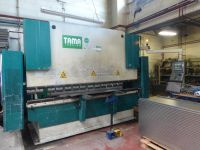 CNC Hydraulic Press Brake ITALTEC ISB 120/30
