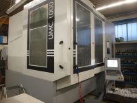 CNC Vertical Machining Center EUMACH UMC-1000