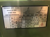 Vertical Slotting Machine STRIESA SH-450 1970-Photo 10