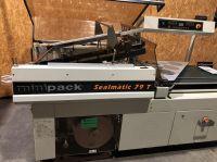 Spot Welding Machine MINIPACK SEALMATIC 79 T-AN 2011-Photo 2
