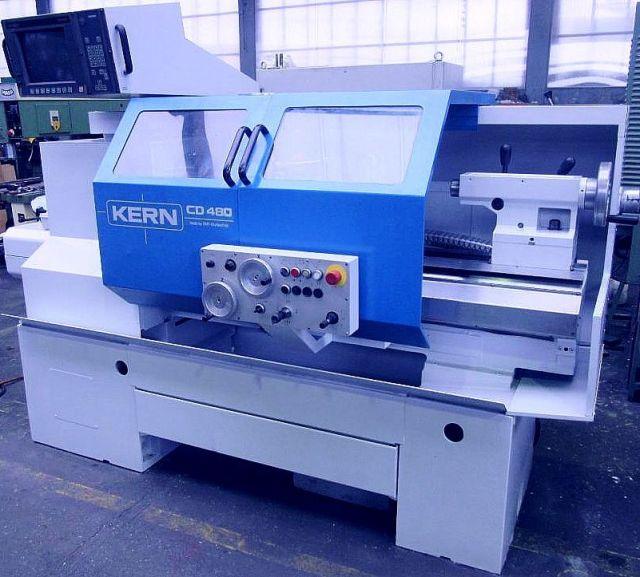 Torno CNC KERN CD  480 1995