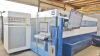 2D λέιζερ TRUMPF TruLaser 3030 - 4 KW - L 20