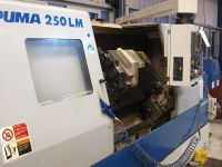 CNC-svarv DAEWOO Puma 250 LM