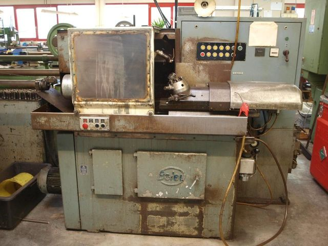 Vícevřetenový soustružnický automaty BOLEY HRA 42 1968