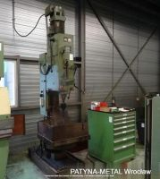 Box Column Drilling Machine WMW SABO BS-63