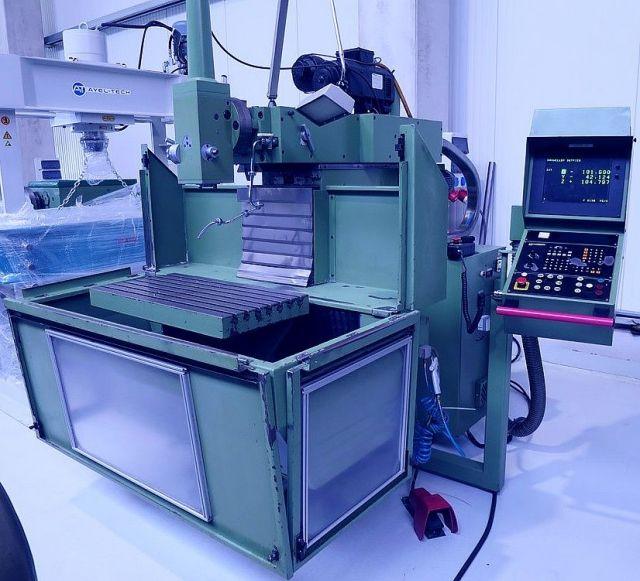 CNC fresemaskin Stanko SMO  32 1997