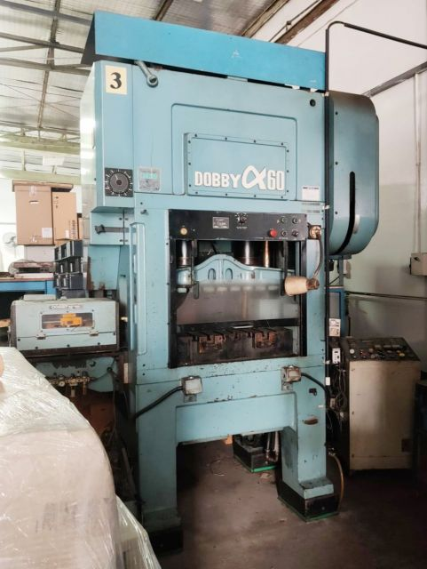 Eccentric Press HM 0426 DOBBY JAPAN AF-30H 2001