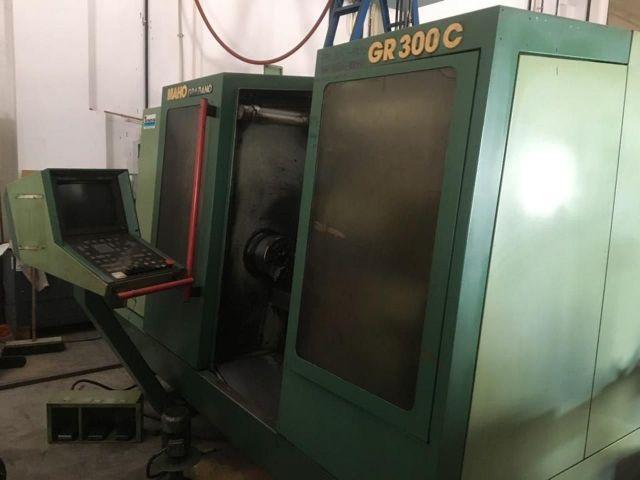 CNC strung MAHO Graciano GR 300C 1990
