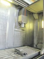 CNC Vertical Machining Center MAZAK VTC 800-30-SR-3000-4 Axis 2009-Photo 3
