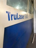 2D Laser TRUMPF TRULASER 5060 5 KW 2007-Photo 8