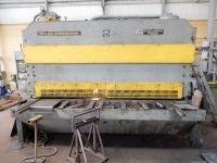 No?yce gilotynowe hydrauliczne NC STROJARNE PIESOK CNTA 3150/25 A 1988-Zdj?cie 2