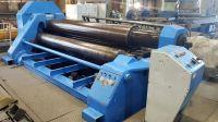 4 Roll Plate Bending Machine STROJARNE PIESOK XZC 3000/25