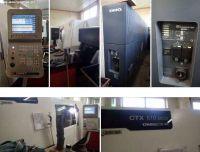 CNC-svarv DMG GILDEMEISTER CTX 510 ECO 2011-Foto 8
