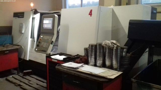 CNC-svarv DMG GILDEMEISTER CTX 510 ECO 2011