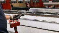 Prasa kraw?dziowa hydrauliczna CNC BAYKAL APHS 3108 X 150 2005-Zdj?cie 15